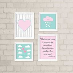 Frame kit – Girl rnrnSource by Big Girl Rooms, Baby Boy Rooms, Baby Bedroom, Girls Bedroom, Bedroom Decor, Photo Wall Decor, Pastel Room, Baby Posters, Baby Kit