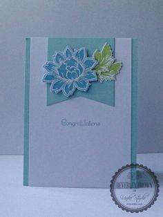 I'm back this morning for the next Throwback Thursday post, again it seems ages since I did one of these posts as last week I introd. Quick Cards, Cute Cards, Studio Cards, Throwback Thursday, Card Ideas, Projects To Try, Card Making, Bloom, Handmade Cards