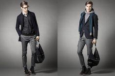 HALB Autumn/Winter 2014 Men's Lookbook   FashionBeans.com