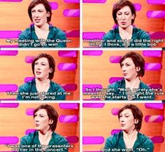 Miranda Hart British Sitcoms, British Comedy, Miranda Hart Quotes, British Humor, Super Funny Memes, Comedy Show, Television Program, Laugh Out Loud, Humor