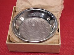 Chase Brass and Copper Individual Ash Trays | eBay