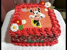 Cupcake Cakes, Cupcakes, Stiletto Nails, Birthday Cakes, Mickey Mouse, Nail Designs, Baby Shower, Disney, Youtube
