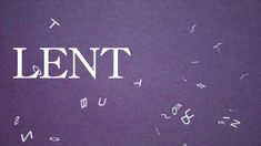 """AWESOME video on Lent! :) """"It is not about Catholic new years resolutions""""!!! Good stuff."""