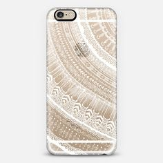 @casetify sets your Instagrams free! Get your customize Instagram phone case at casetify.com! #CustomCase Custom Phone Case | iPhone 6 | Casetify | Portrait | Painting | Transparent  | Rose