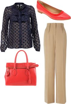 great business casual look.would wear it right now!!!