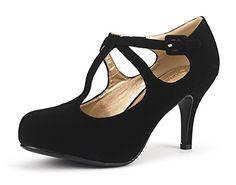DREAM PAIRS OFFICE-5 Women's New Classic Mary Jane Almond... https://www.amazon.com/dp/B01KR22A08/ref=cm_sw_r_pi_dp_x_ZPogzbNZHWR8Z