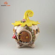 Deko-Objekte - Keramik Kugel Windlicht Gartenwindlicht - ein Designerstück von kreativwerkstatt-fleury bei DaWanda