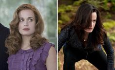 Twilight Saga characters Then & Now: Esme