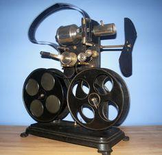 Duitse 35mm projector Heimprojektor Seischab & Co 1930 ~ Cinegraphica