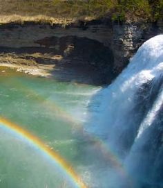 """DONE! Letchworth State Park. (Mount Morris, NY - """"The Grand Canyon of the East"""") Absolutely gorgeous 17 mile park. I live close by and have been going here many times a year for my entire life."""
