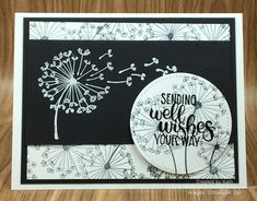 Created By Kath: Dandelion Wishes