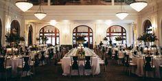 crystal ballroom houston table settings - Google Search