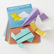 Origami Toys That Tumble Fly And Spin By Paul Jackson
