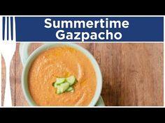 Classic Spanish Gazpacho - Dinner Reinvented
