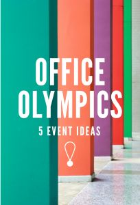 This makes me wish we worked in an office! 5 (awesome) Office Olympics Events!  from bodymechanixinc.com