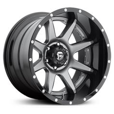 Fuel Wheels and Rims - Hubcap, Tire & Wheel