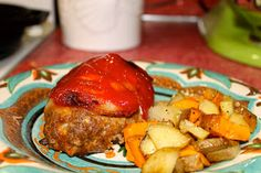 Mini Meatloaf Recipe [with BACON!]