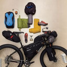 The Bikepacking Essentials of 2015 | Outside Online
