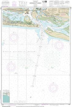Moorhead City Harbor Nautical Chart printed on sailcloth for home décor wall art print. Unique Textile Printing http://www.amazon.com/dp/B00S74V3Y8/ref=cm_sw_r_pi_dp_LJ0.ub19JY4J9