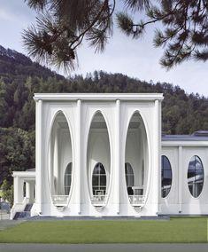 Galería de baños termales de Tamina / Smolenicky & Partner Architecture - 2