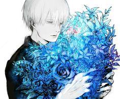 Kaneki & Flowers