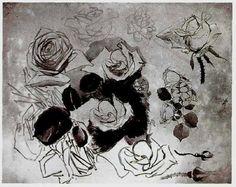꽃_스케치, 이인성