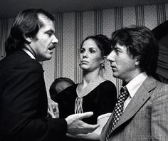 Jack Nicholson, Dustin Hoffman Jack Nicholson, Eric Idle, Candice Bergen, Dustin Hoffman, Edward Norton, Joseph Gordon Levitt, Danny Devito, Neil Patrick Harris, Louis Armstrong