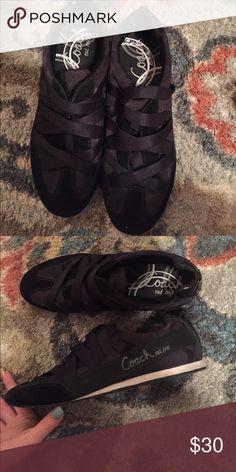 Coach shoes Black coach tennis shoes for women Coach Shoes Sneakers
