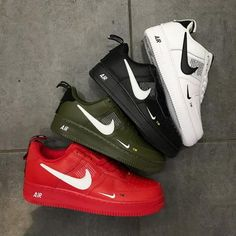 ed3269f4b156 1119 Best Nike Air Force 1 s Uptowns images in 2019