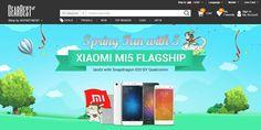 GearBest hat jetzt zur Feier des neuen Xiaomi Mi 5 eine Promotion-Aktion gestartet, bei der ihr die Smartphone-Modelle des chinesischen Herstellers günstiger erweben könnt  http://www.androidicecreamsandwich.de/gearbest-xiaomi-promotion-angebote-558498/  #xiaomi   #smartphone   #smartphones   #android