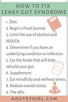 11 Leaky Gut Symptoms What is Leaky Gut Syndrome agutsygirl.com #leakygut #guthealth #ibs #gut how to fix