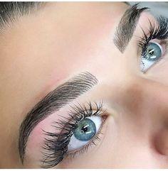 perfect-eyebrows-made-easy-with-semi-permanent-make-up - More Beautiful Me 1 Mircoblading Eyebrows, Eyebrows Goals, Eyeliner, Permanent Makeup Eyebrows, Eyebrow Makeup, Skin Makeup, Eyelashes, Flawless Makeup, Gorgeous Makeup