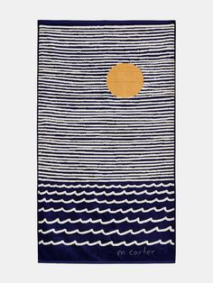 M. Carter Shop Beach Towel - Urban Outfitters