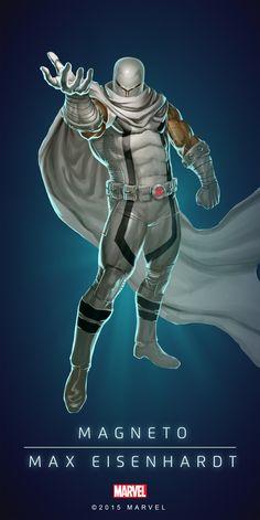 Magneto Marvel_NOW Poster-02