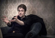 Former U.S. intelligence contractor Edward Snowden, seen in Moscow last year. Global Affairs Minister St�phane Dion has been warned by officials that major intelligence leaks, such as the one Snowden provided in 2013, should be expected.