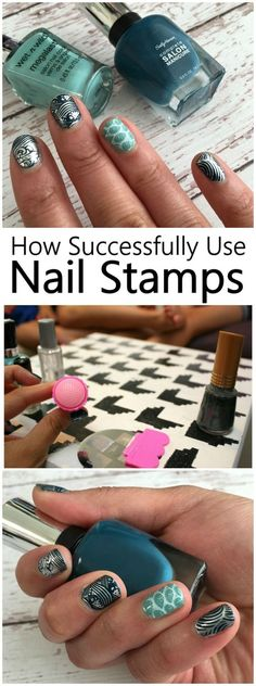 How To Stamp Nails Tips And Tricks For Success Diys Crafts