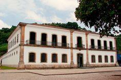 Casa de Câmara e Cadeia de Santos