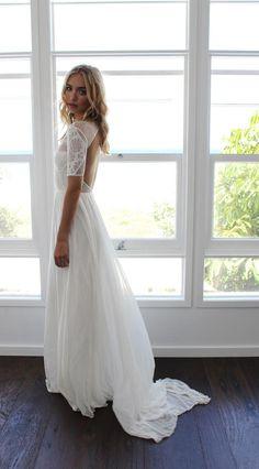 Grace Loves Lace   Unique French Lace Wedding Dresses