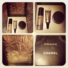 Chanel Sublimage ideal for travel  #chanel #beauty #cosmetics #fashionblogger - @daria_kunilovskaya- #webstagram