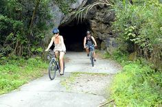 Cat Ba biking is one of the most interesting activities in Cat Ba island. This trip is made in Cat Ba island for whom want to get good environment in Cat Ba http://catbahotels.org/featured/cat-ba-biking.html