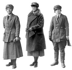 Women's Army Auxiliary Corps WWII | All the same buttons