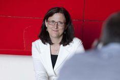 Cecilia Malmström (EU-Kommissarin für Handel)