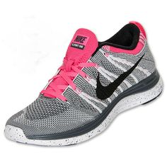 brand new 48d17 09f72 Nike Flyknit Lunar Women s Running shoes Pure Platinum Black Dark Grey Pink  Flash are a good bargain.