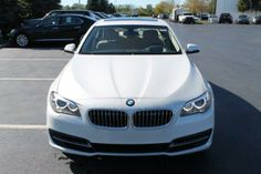 2014 Bmw 5Series 535ixDrive AWD 535i xDrive 4dr Sedan Sedan 4 Doors White for sale in Schererville, IN Source: http://www.usedcarsgroup.com/new-bmw-5_series-for-sale