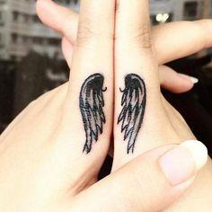 Tattoos voor op je vinger