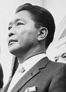 Ferdinand Marcos - 10th president of the Philippines