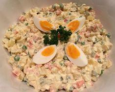 Vianočný zemiakový šalát, Hlavné jedlá, recept | Naničmama.sk