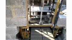 Hydraform Conventional Paver, Brick & Blockmaking Machine