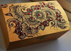 Image result for henna box