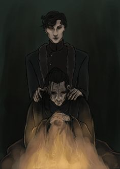 """fitzsketches: """"The Shadow's Mother Story Inspiration, Character Inspiration, Character Design, The Darkling, The Grisha Trilogy, Leigh Bardugo, Cartoon Books, Six Of Crows, Fictional World"""